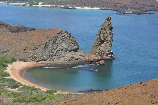 Isole Galapagos, Ecuador: Bartolome island