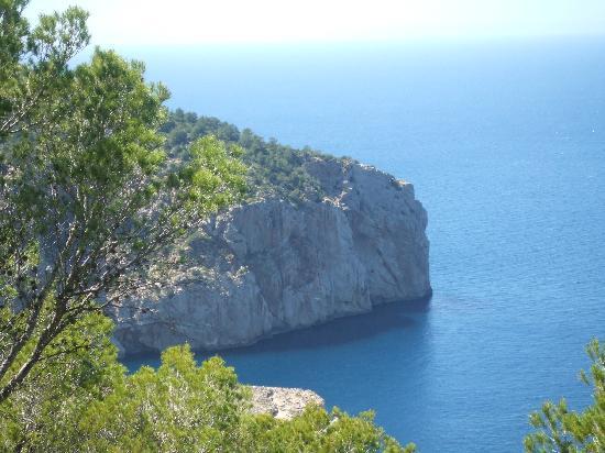 Grand Palladium Palace Ibiza Resort & Spa: Typical scenery