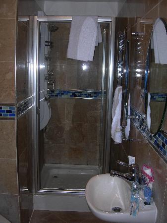 Newton Hotel: bagno 1