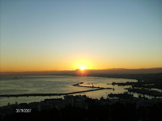 Algiers, Algeria: Sunrise