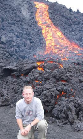 Hotel Casa Rustica : Nearby Pacaya volcano-a must!