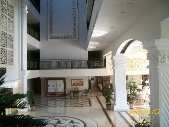 Aydinbey King's Palace Spa & Resort: Hall