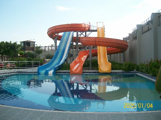 Aydinbey King's Palace Spa & Resort: Toboggan