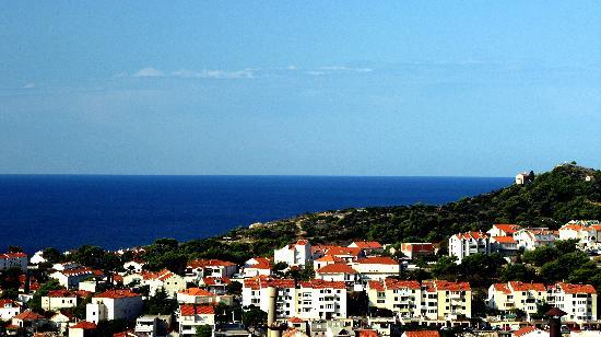 Tatjana's House: The view!