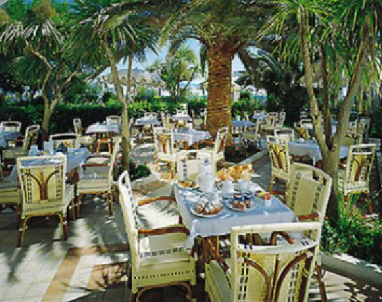 Hotel Corallo : giardino con piscina