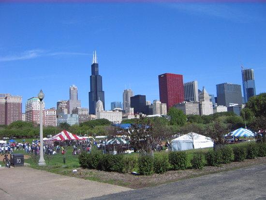 シカゴ Image