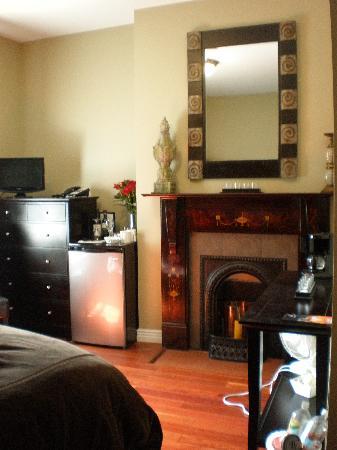Duckworth Hotel: Bedroom