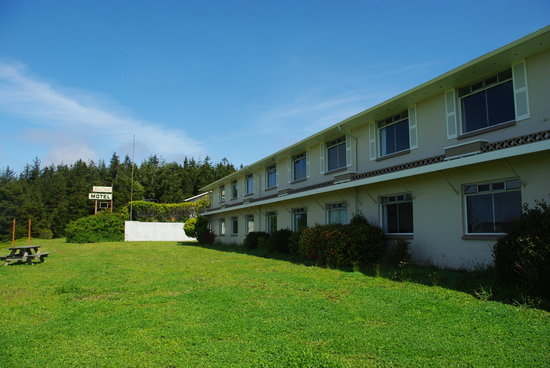 Sea Crest Motel: the motel