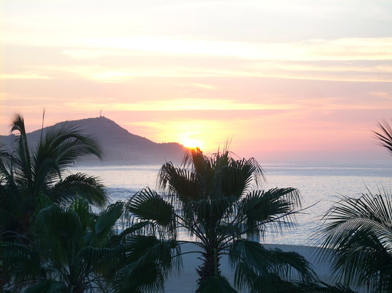 San Jose del Cabo, Mexico: Sunrise in Cabo