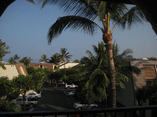 Aston Maui Hill: balcony view