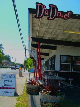 Sebastopol, Californien: D's Diner