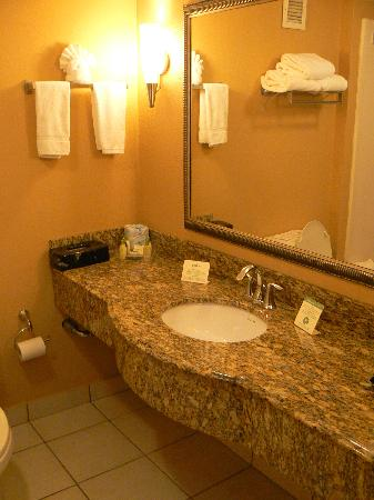 Holiday Inn Viera Conference Center: Bathroom 1