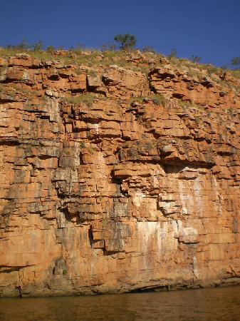 El Questro The Station: Chamberlain Gorge Cruise
