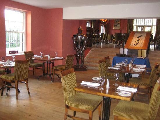 Ballygally Castle: Restaurant