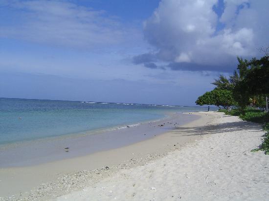 Sands Suites Resort & Spa: Le paradis...devant l'hôtel !