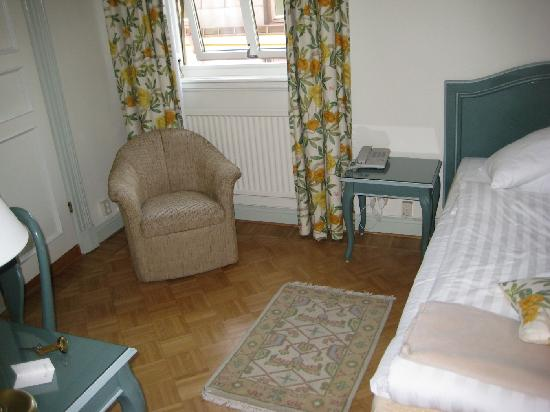 Hotel Royal Gothenburg: A typical room