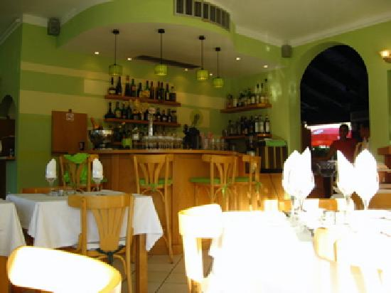 O Colonial Restaurante: interior