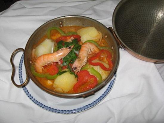 O Colonial Restaurante: seafood cataplana