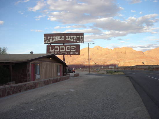 Marble Canyon Lodge: The Lodge