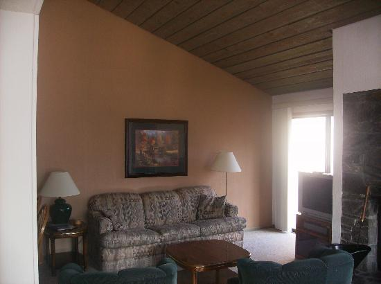 Fox Run Resort: Fox Run Townhomes - living room