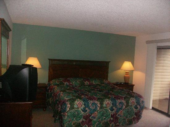 Fox Run Resort: Fox Run Townhomes - master bedroom