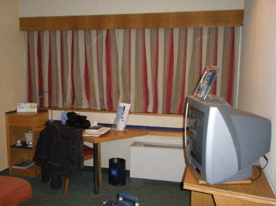 Holiday Inn Express Madrid Tres Cantos: Hotel habitacion 121