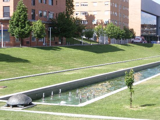 Holiday Inn Express Madrid Tres Cantos: cerca del hotel