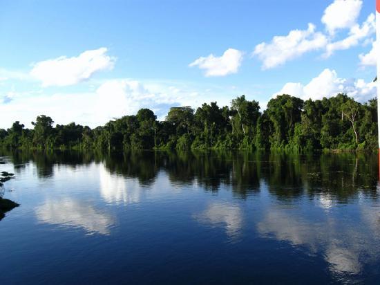 Región Loreto, Perú: Samiria River