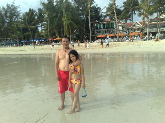 Boracay Mandarin Island Hotel White Beach In Front Of