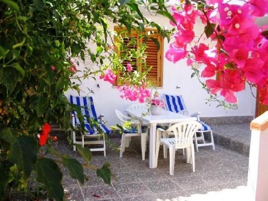 Il Gabbiano Blu: una veranda in cui rilassarsi