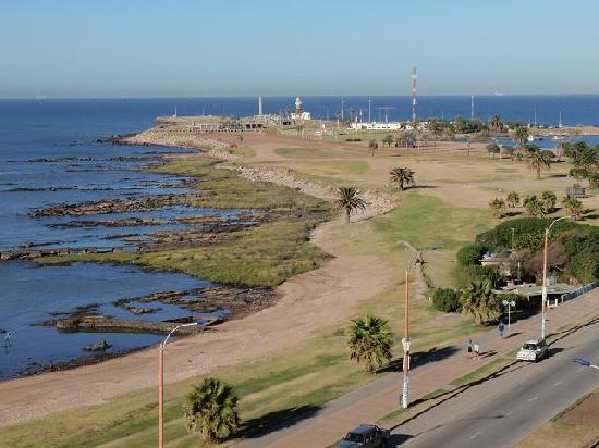 Cala di Volpe Boutique Hotel: Vista de Punta Carretas desde el hotel
