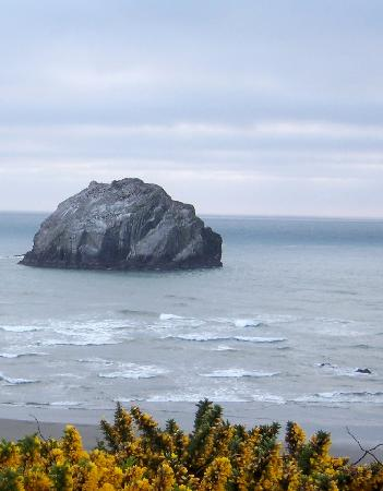 Lighthouse Bed and Breakfast: Face Rock ~ Bandon, OR