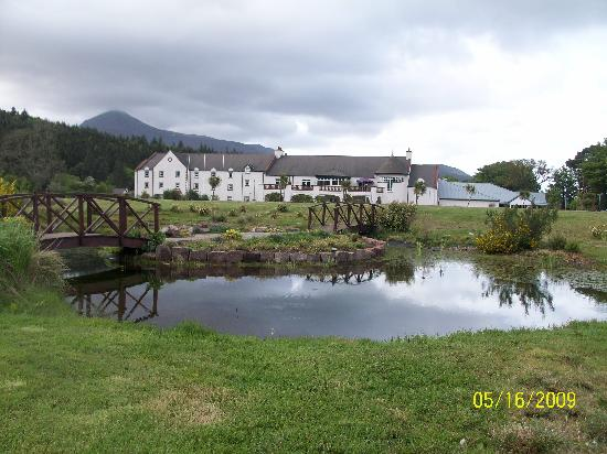 Auchrannie Resort: spa hotel