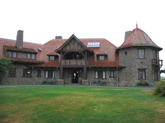Moultonborough, Nueva Hampshire: the Castle in all its glory