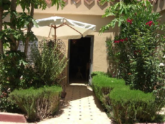 Hotel Dar Zitoune: Les bungalows