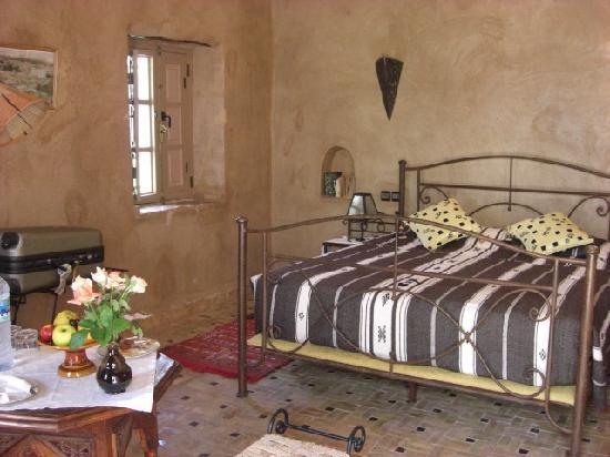 Hotel Dar Zitoune: Une chambre