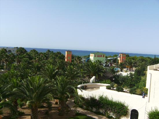 Hotel Manar: Another balcony view