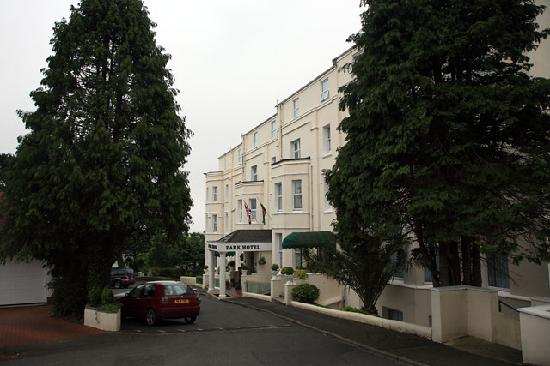 The Park Hotel Tenby : The Park Hotel - Front Entrance