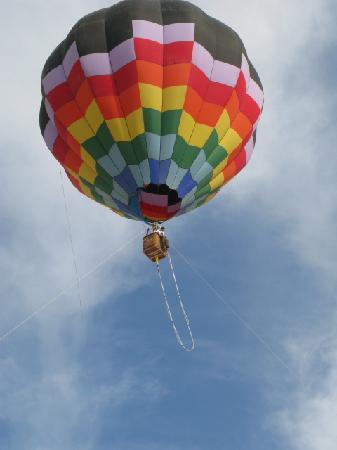 Air Bungee: Cabo San Lucas, Bungee Jumping From a Hot Air Balloon