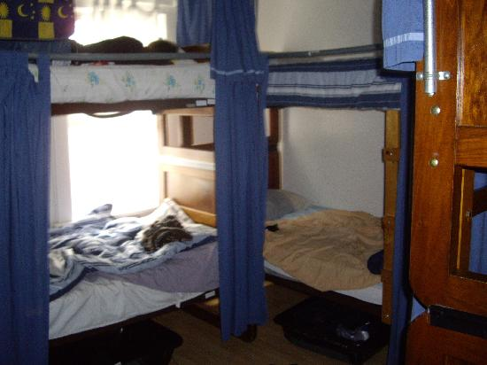 USA Hostels Ocean Beach : 6-bed male dorm