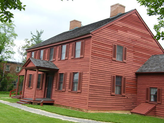 Clinton, MD: Surratt House Museum