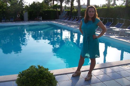 Esperidi Resort: Swiming pool
