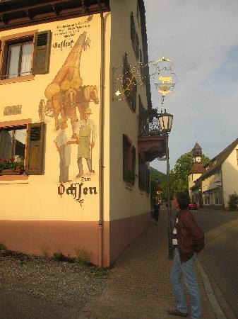 Hotel Gasthof zum Ochsen: l'extérieur de l'hôtel