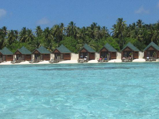 Meeru Island Resort Hotel Review Maldives: Picture Of Meeru Island Resort & Spa