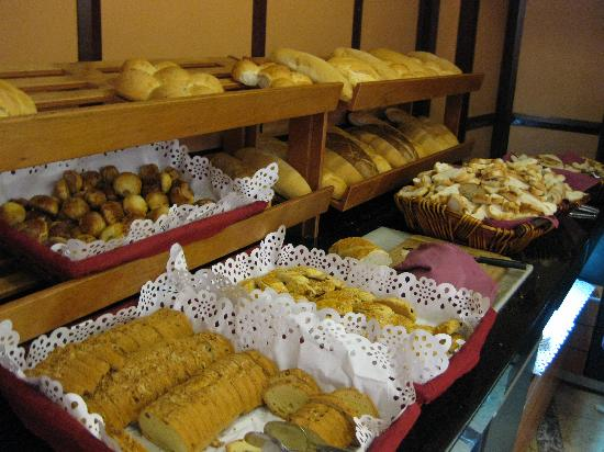 Grand Hotel Halic: Breakfast Selection I
