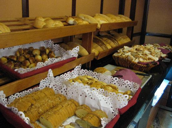 جراند هوتل هاليك: Breakfast Selection I