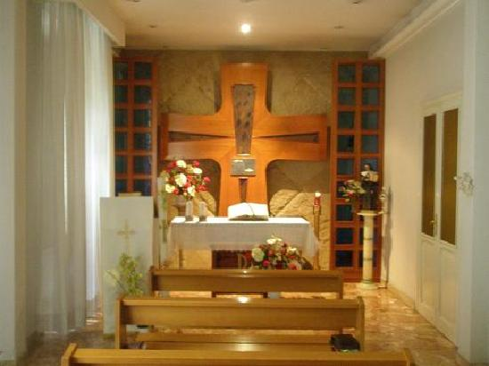 San Giuseppe Della Montagna : The chapel