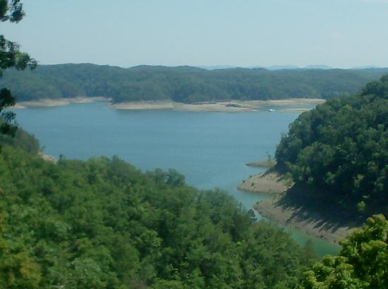 ‪‪Jamestown‬, ‪Kentucky‬: Lake Cumberland (PRETTY LAKE)‬