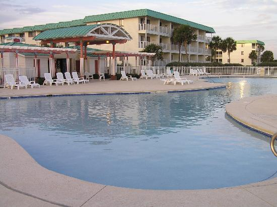 Gulf Shores Plantation: One of the several pools