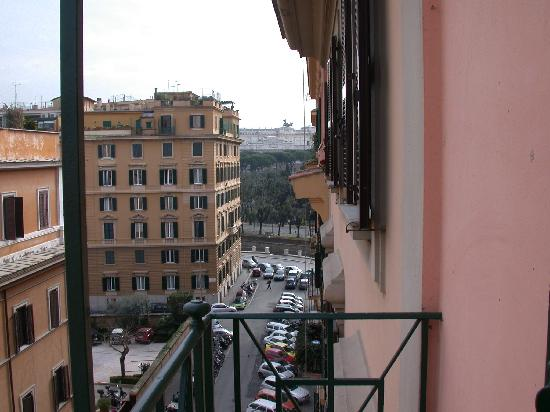 At Your Place : le balcon